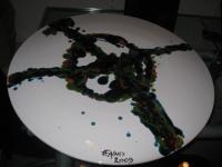 Plate 50 cm